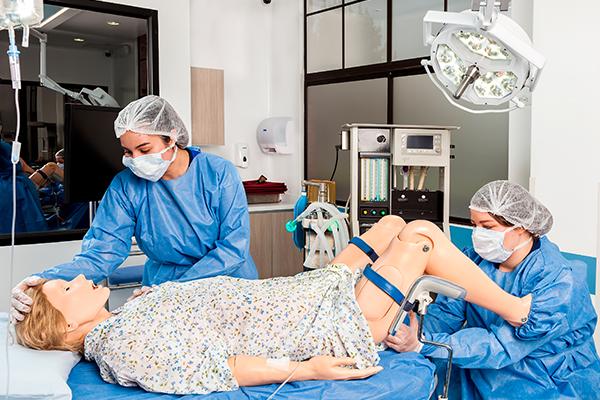 El primer Hospital Simulado de la región abre sus puertas en La Sabana