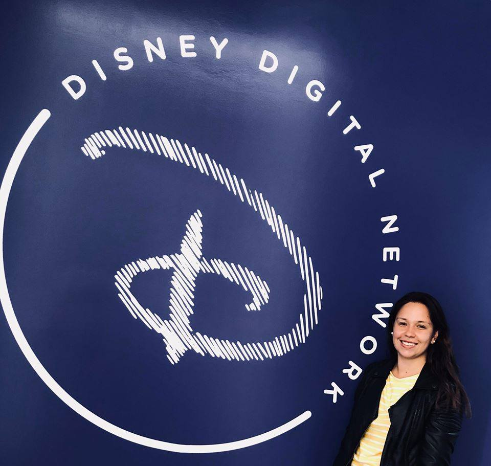 Lina es graduada de la carrera de Comunicación Audiovisual y Multimedios