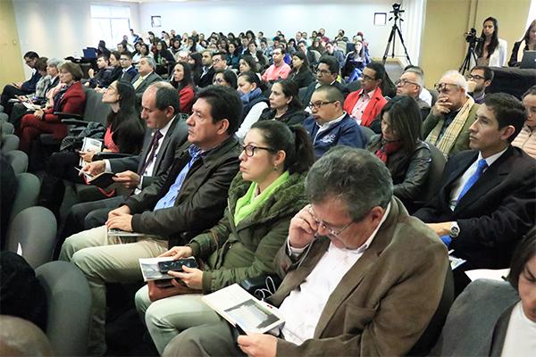 Participantes de la Presentación de la Primera Encuesta de Percepción Ciudadana.