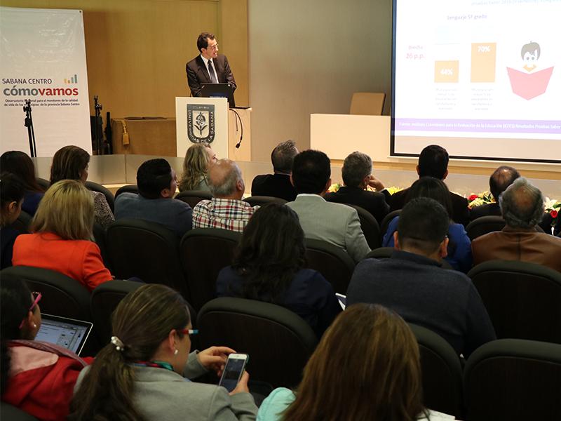 presentación informe calidad de vida sabana centro unisabana
